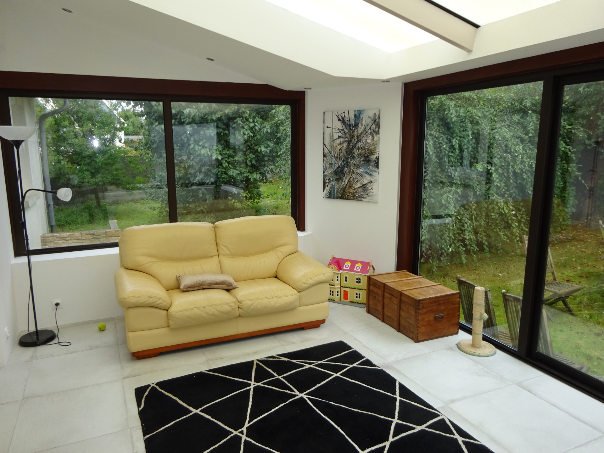SOUS OFFRE-Vente d'une maison T8 (170 m²) à SAINT-RENAN