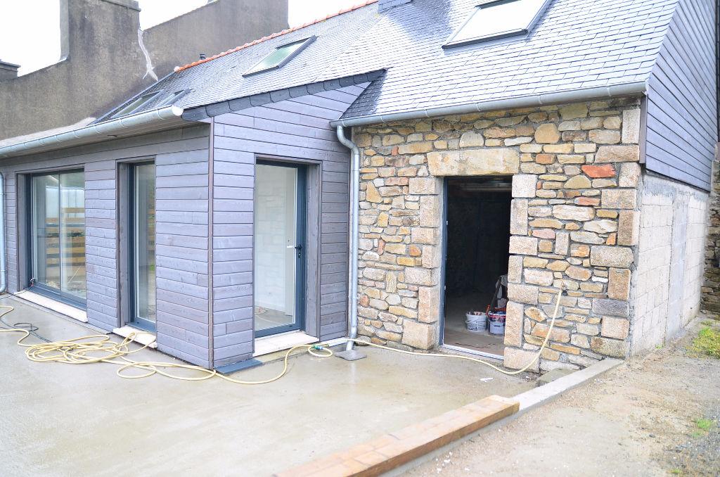 TREGLONOU - Maison entièrement rénovée
