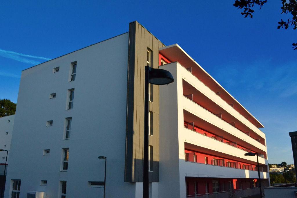BREST KERICHEN - T2 de 46m² dans résidence récente