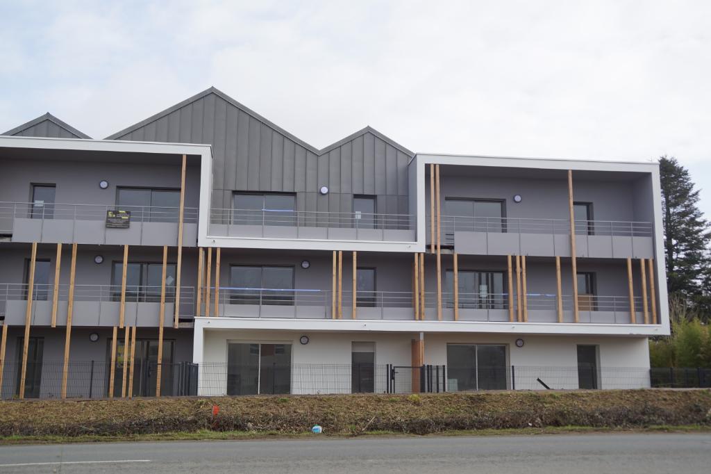 PLOUZANE - Appartement T2 récent de 41m² dans résidence de standing avec place de parking