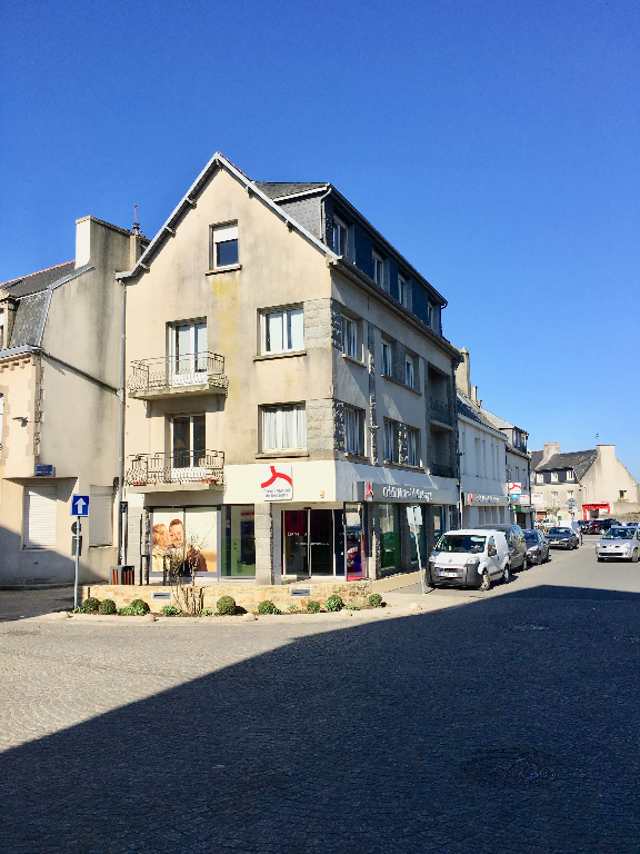 Ploudalmézeau - Appt 100 m2 au centre bourg