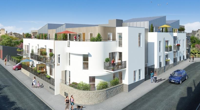 St Michel - Appartement neuf de 100m² garage/asc.