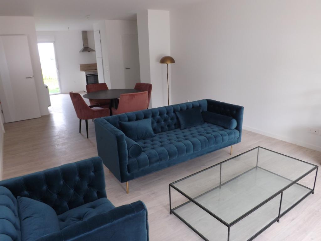 SAINT-RENAN Appartement neuf livré en 2019 Jardin et terrasse