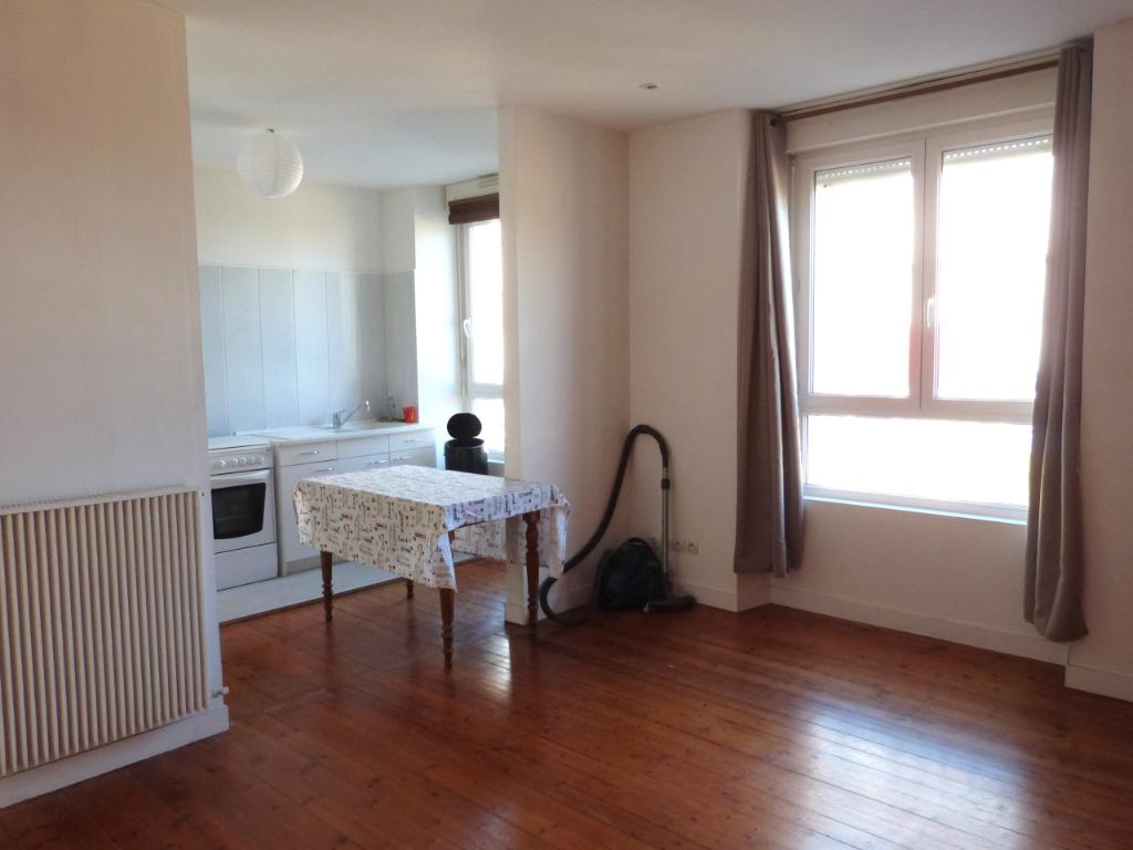 BREST CAFFARELLI - Appartement T2 de 39m²