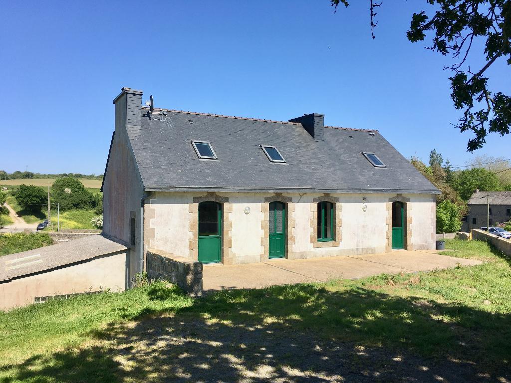Maison type ancien moulin rénové 225 m2 Plouarzel