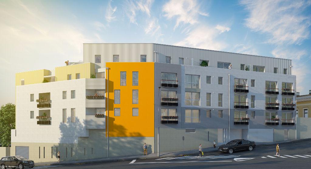 Appartement Brest T2 42.7 m2
