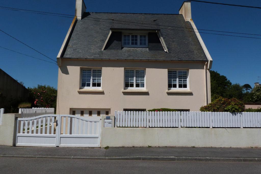VENDUE- Maison Ploumoguer entièrement rénovée 107 m2