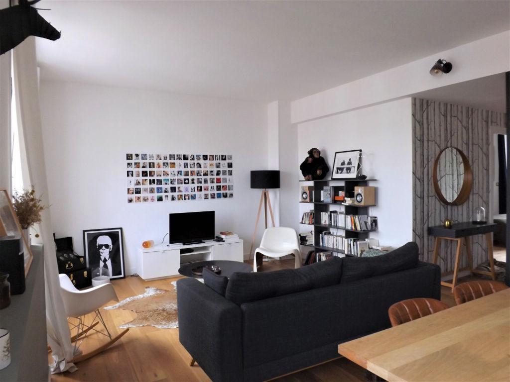 Offre d'achat acceptée -BREST - SIAM- Saint LOUIS - Très Bel appartement 68 m²