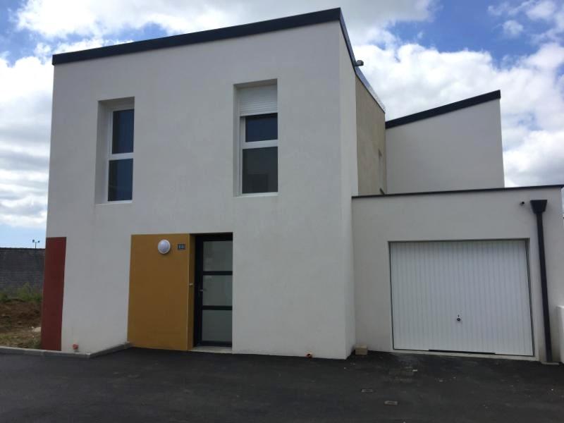 BREST LAMBEZELLEC - Maison neuve T4 de 72m² avec garage et jardin