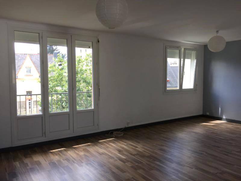 BREST RIVE DROITE - Appartement T4 rénové de 70m² avec deux chambres