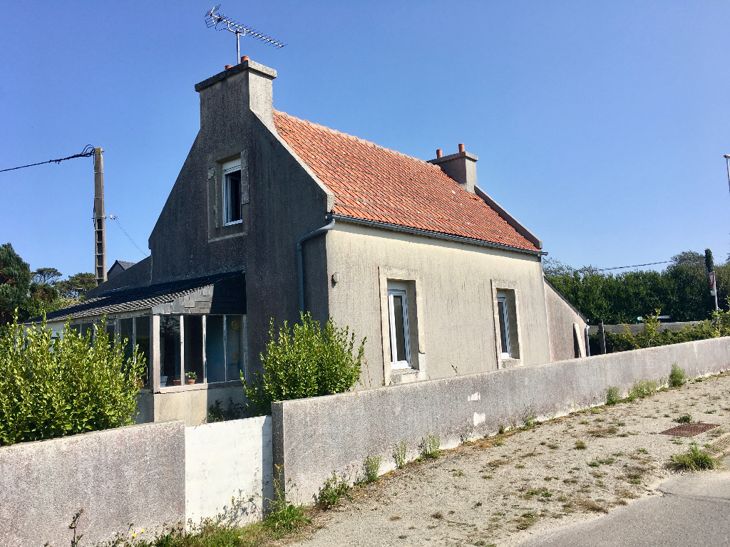 OFFRE ACHAT ACCEPTEE - Exclusivité - Maison des années 1900 - 100 m2 - Argenton Landunvez