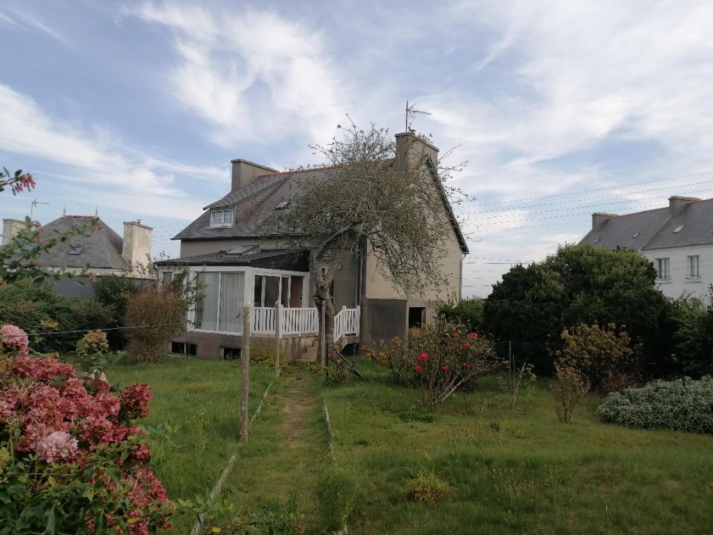 Compromis signé - Maison Ploudalmezeau 6 pièces 110 m2