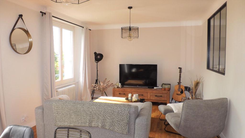 BREST -Maison 3 chambres- Jardin et terrasse
