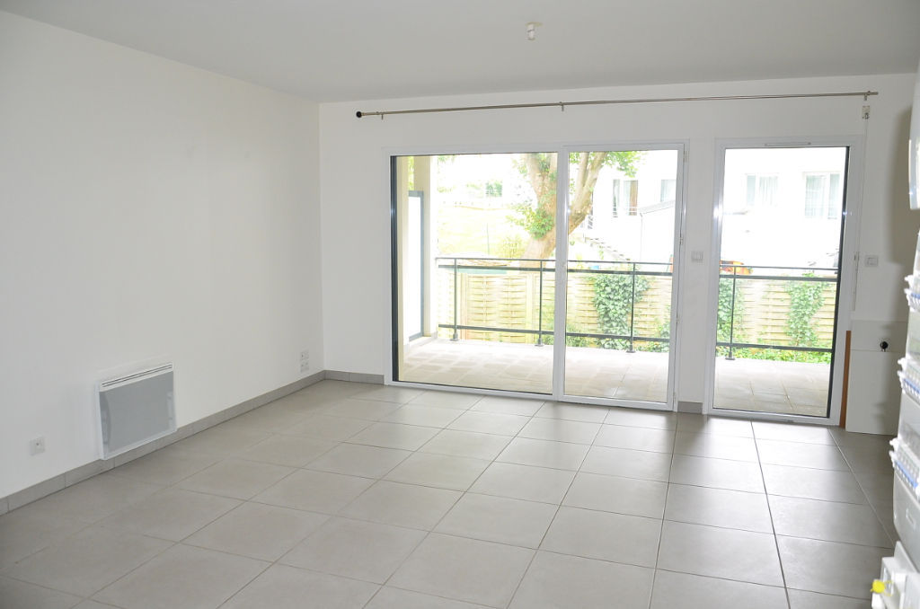 VENDU- BREST PRAT LEDAN - Appartement T2 de 43m² avec parking