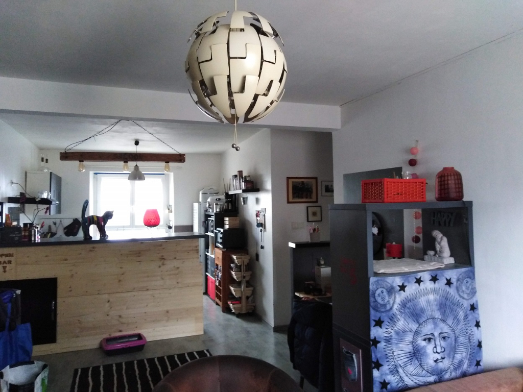 Ploudalmézeau- Appartement T1