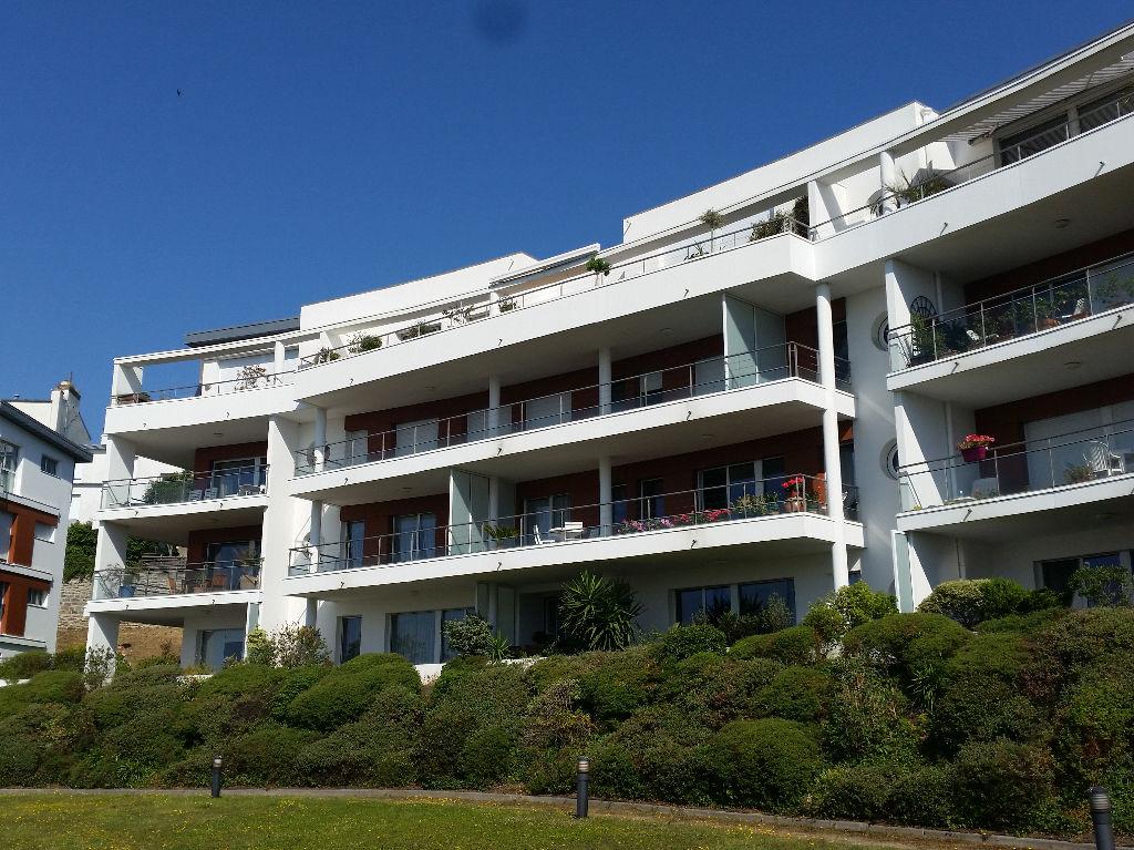Brest Rive droite Appartement type 5 vue mer