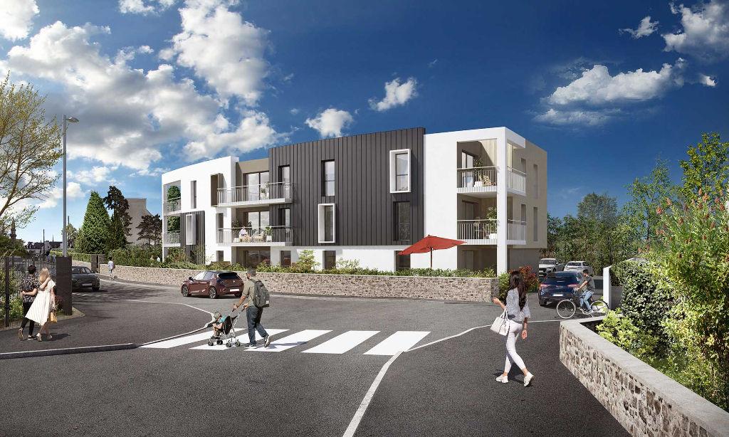 Appartement Guilers Centre - T3 - 69.1 m2- Balcon