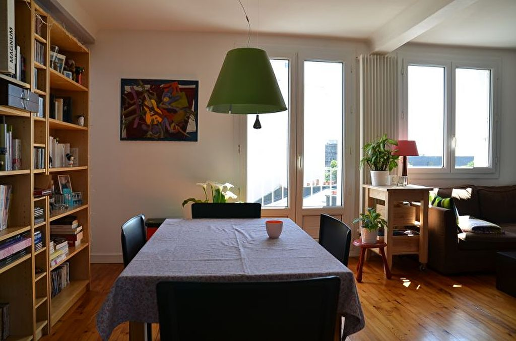 Offre acceptée - BREST CENTRE VILLE - Type 2 de 50 m²