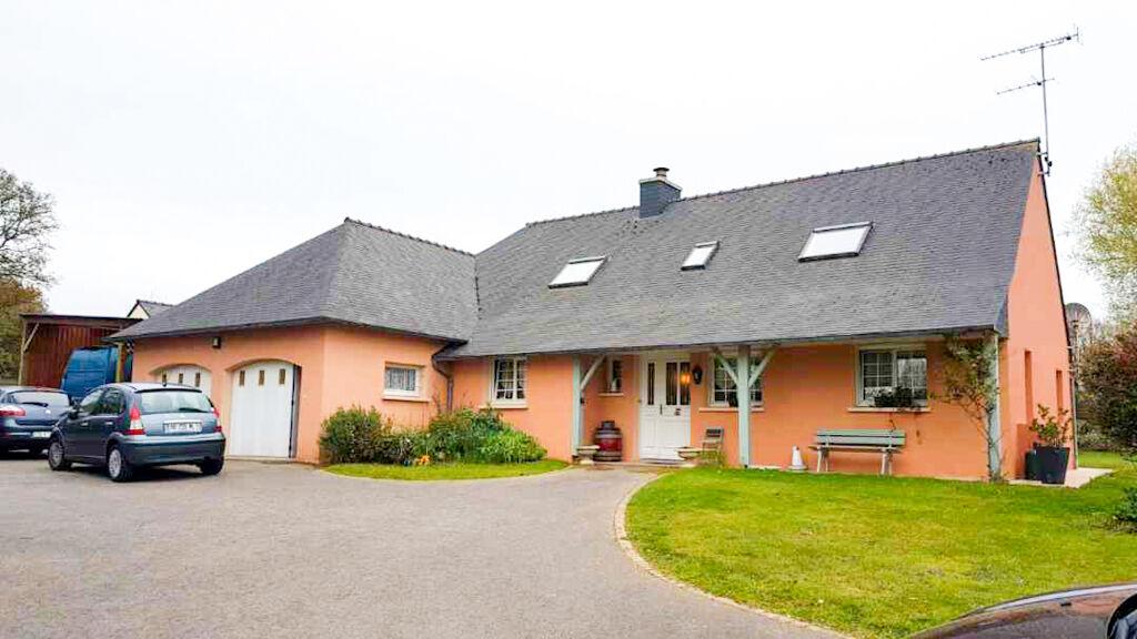Sous compromis - Saint-Renan-Proche Carrefour - maison de 165 m²