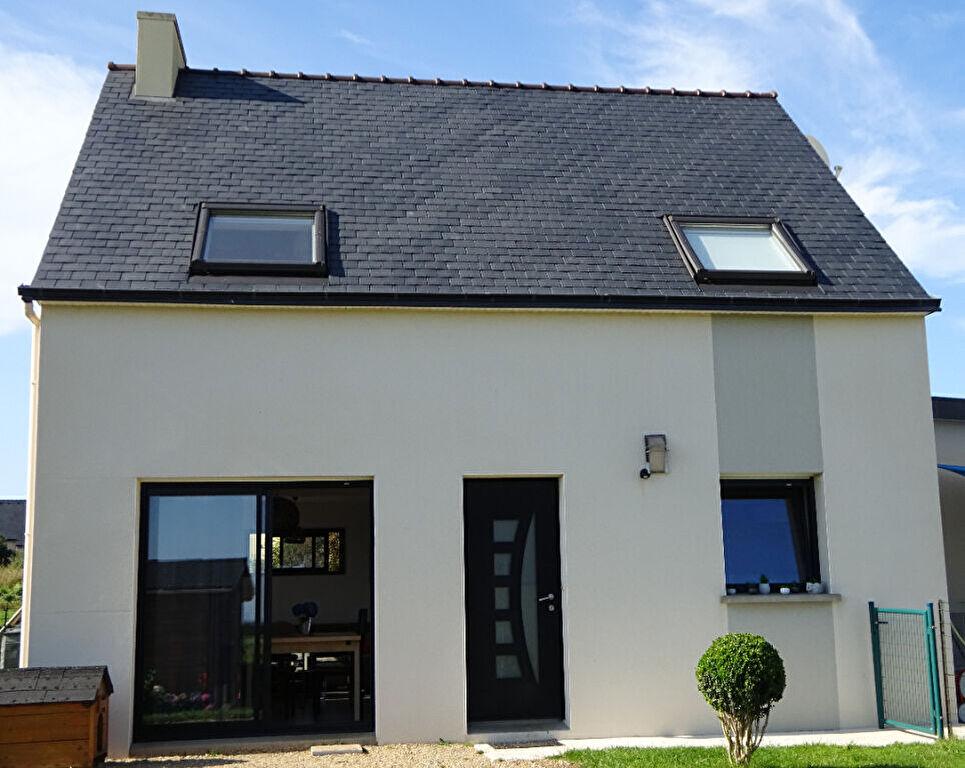 EXCLUSIVITE -Maison F6 (91 m²) à vendre à PLOUMOGUER