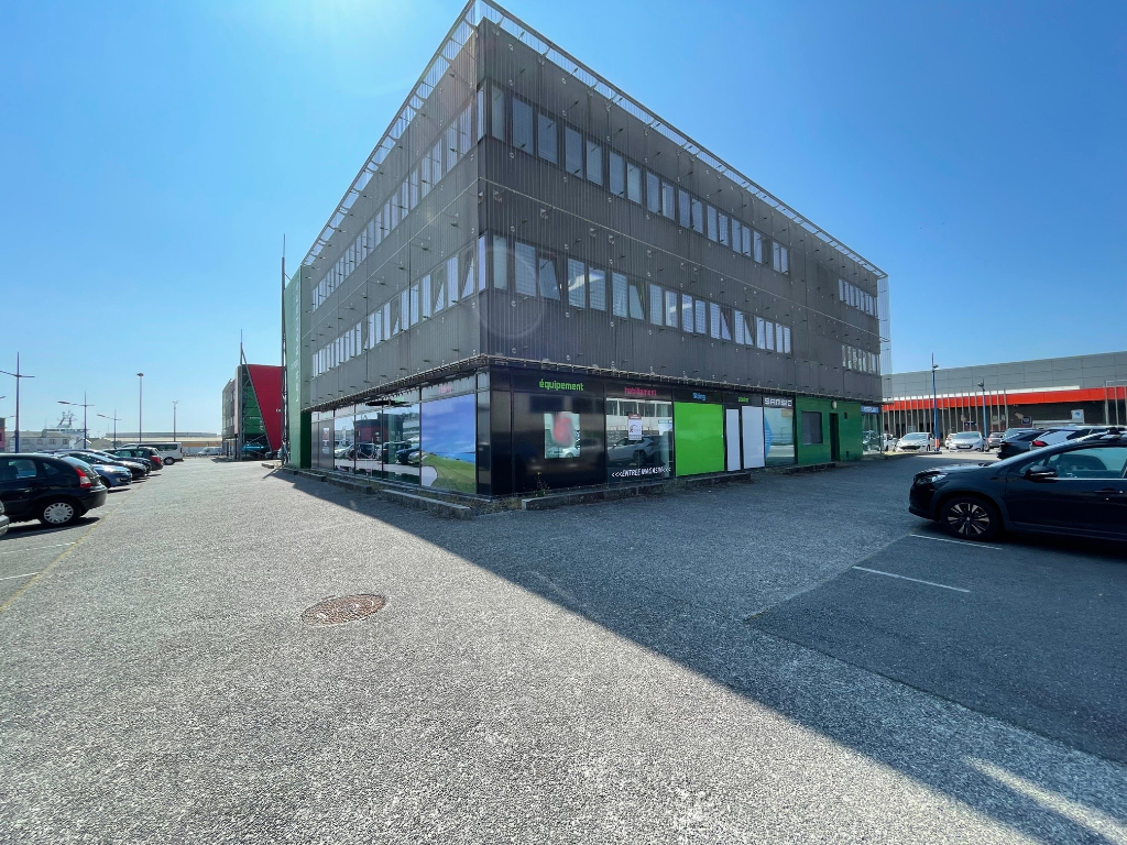 Local commercial Brest Port 200 m2