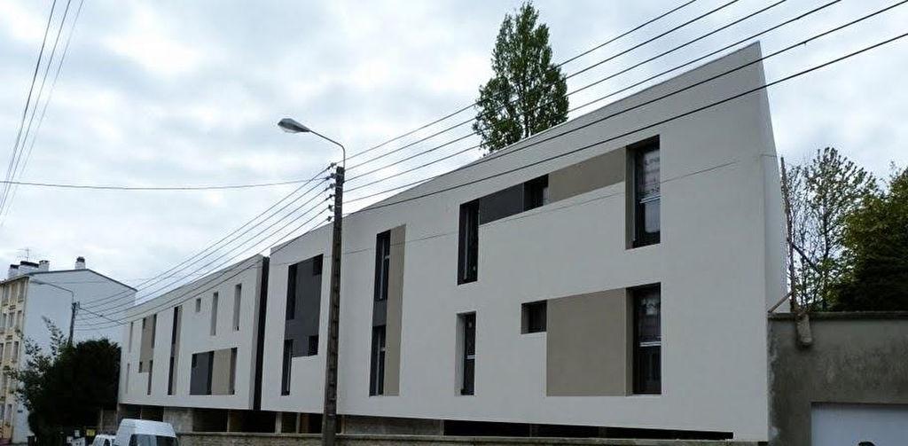 BREST RIVE DROITE - T3 récent de 66m² dernier étage avec 2 parkings