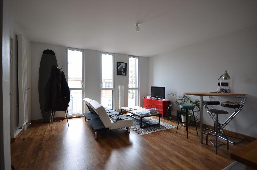 BREST SAINT MARTIN - Appartement T2 neuf de 45m²  BBC