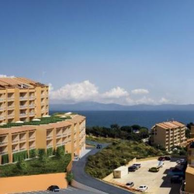 Ajaccio Sanguinaires Le Panoramique T1 récent 29m²  vue campagne