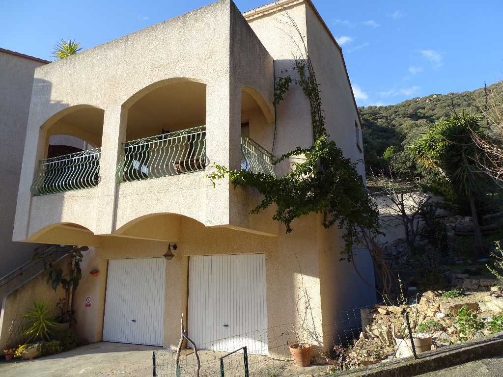 Sanguinaires  maison Appartement duplex vue mer et maquis   4 pièce(s) 130 m2