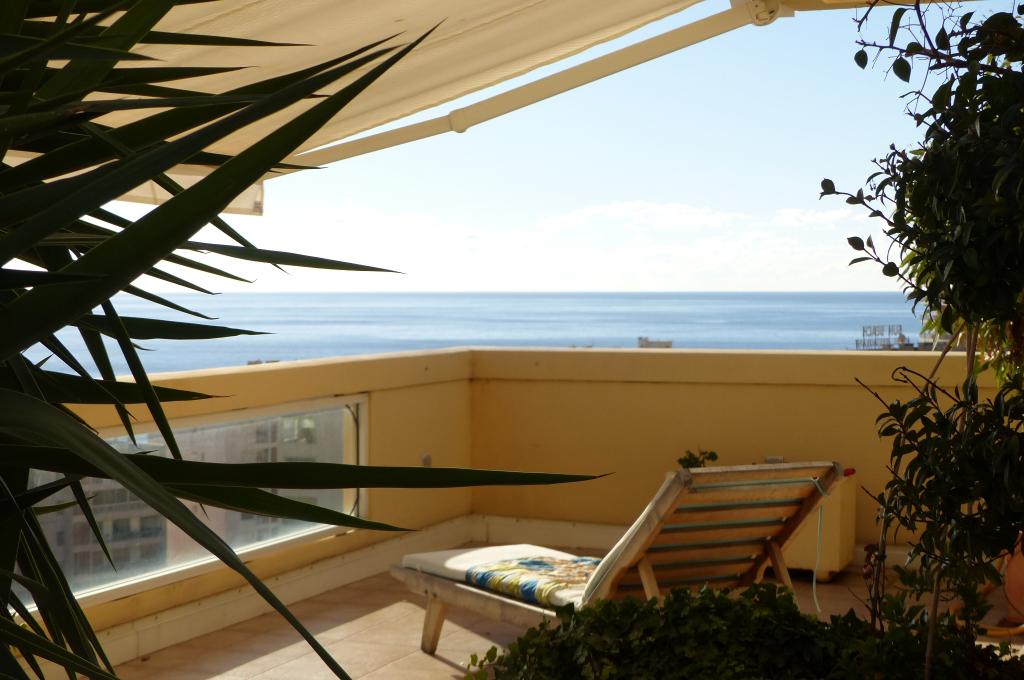 Ajaccio Sanguinaires  5 pièce(s) 160m2 duplex dernier étage vue mer