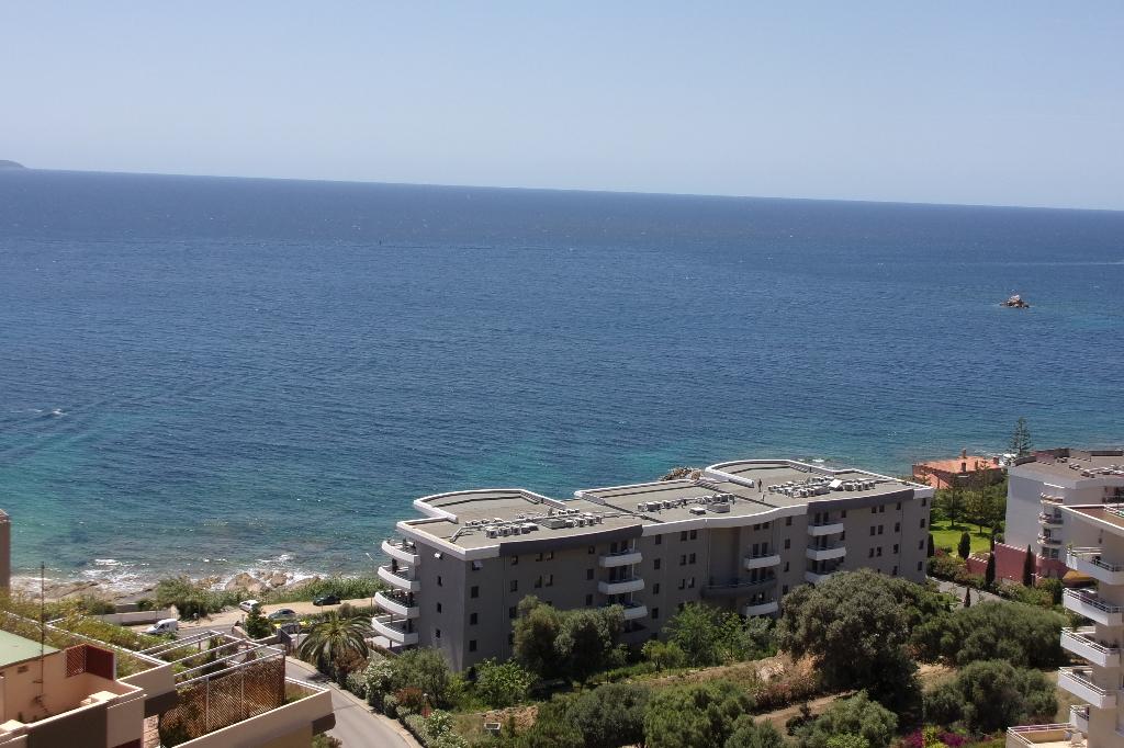Appartement neuf  de standing Ajaccio Sanguinaires 4 pièce(s) 102 m2 vue mer