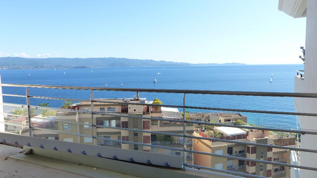 vaste  duplex  Ajaccio  Sanguinaires 3 pièce(s) 118m² m2 vue imprenable