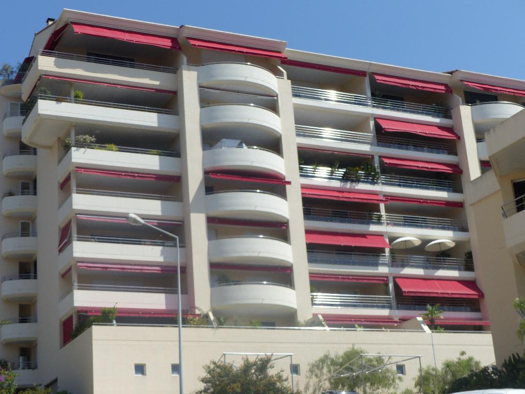 Ajaccio Sanguinaires Appartement  2 pièce(s) 54 m2 bon standing vue mer