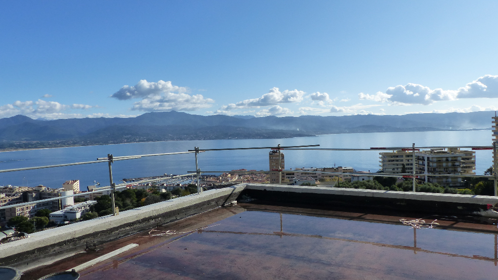 Ajaccio Salario Appartement  5 pièce(s) de prestige toit terrasse vue mer 172m²