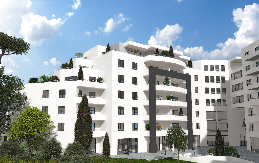 Ajaccio secteur Rocade Appartement 3 pièce(s) 69 m2 le Patio 2