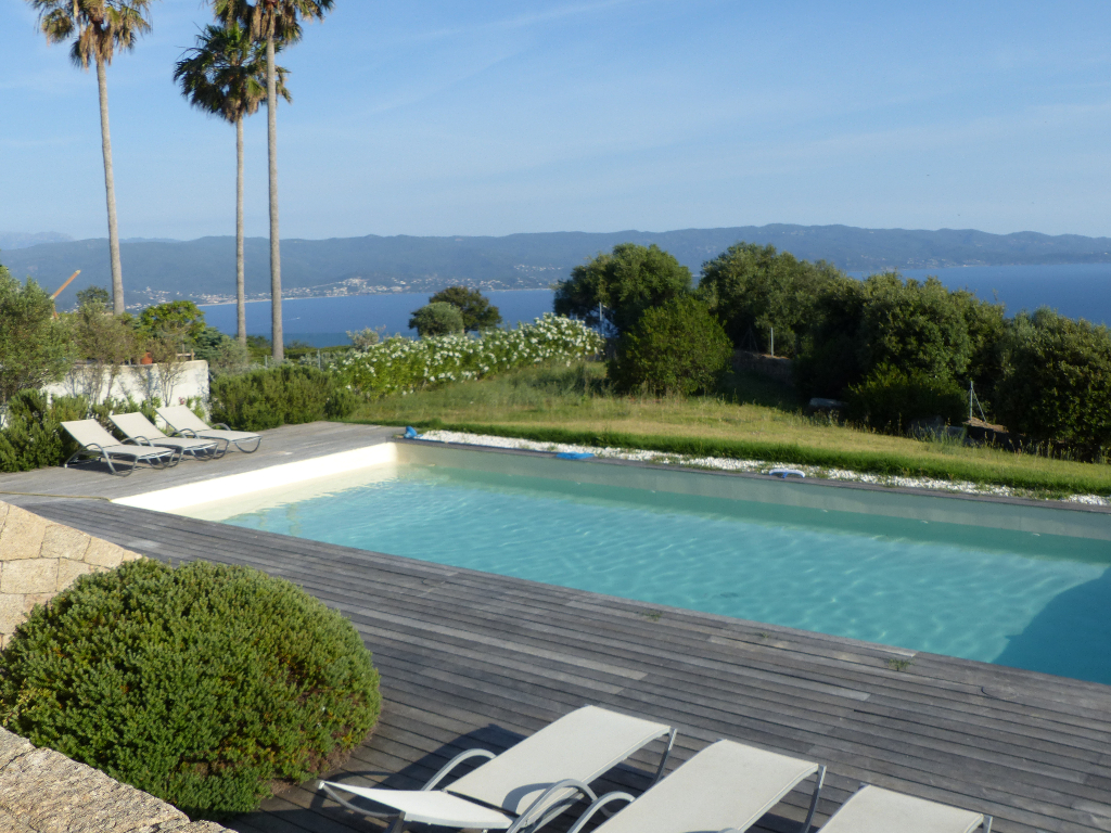 Demeure de prestige Ajaccio Salario 8 pièce(s) 300 m2 magnifique vue mer