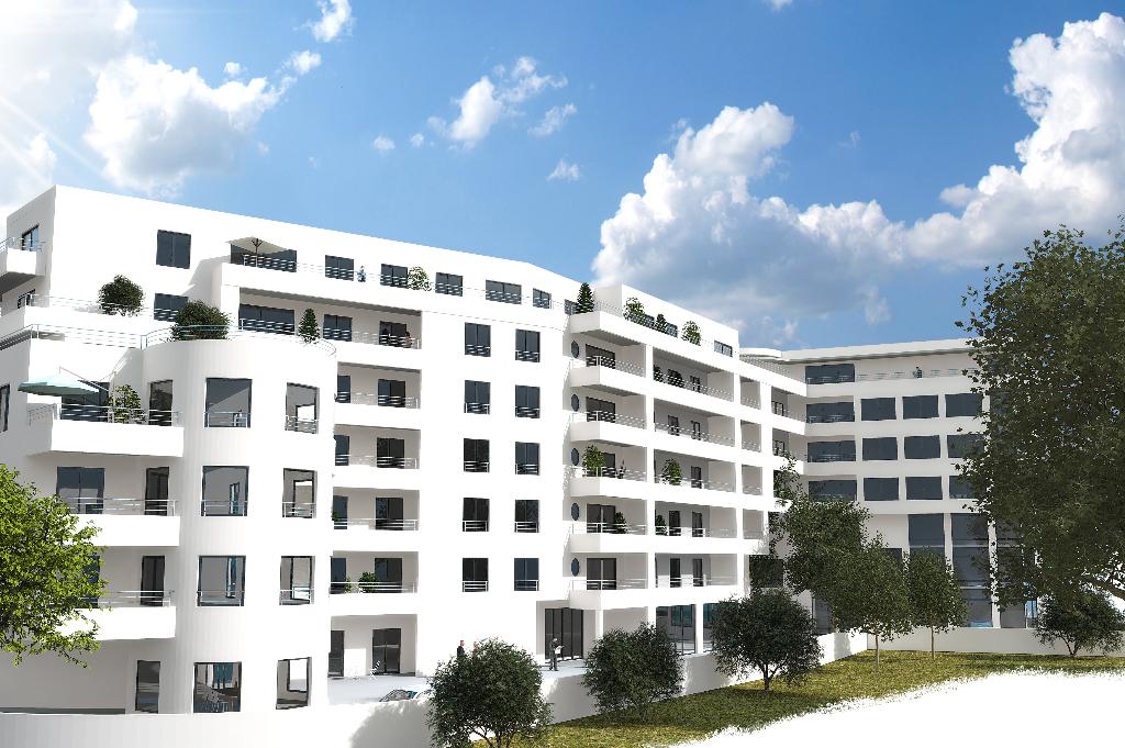 Ajaccio Rocade appartement F3 70m² récent  proche toutes commodités