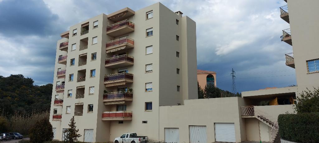 Appartement Ajaccio 2 pièce(s) 53 m2 quartier Pietralba vue dégagée