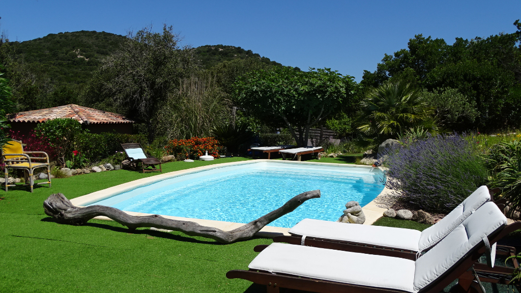 CAMPOMORO. Complexe immobilier touristique
