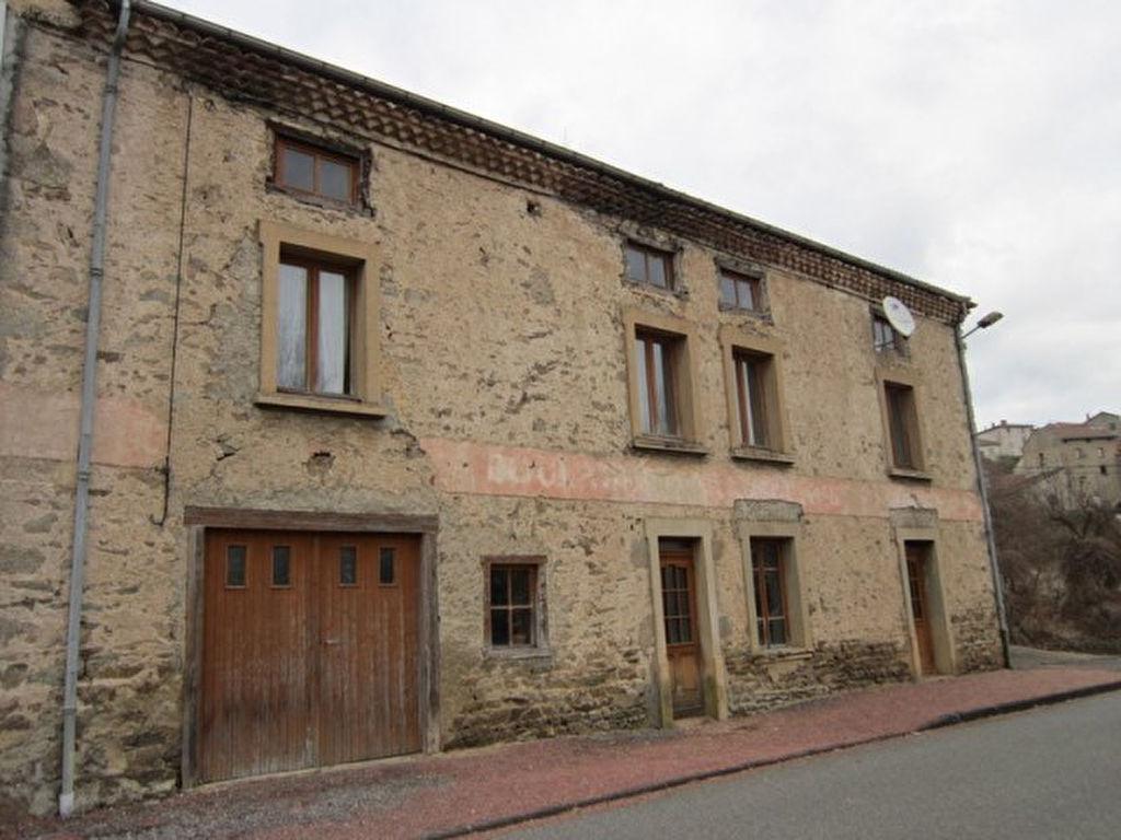 Saint Just En Chevalet  Maison en pierre proche commodités