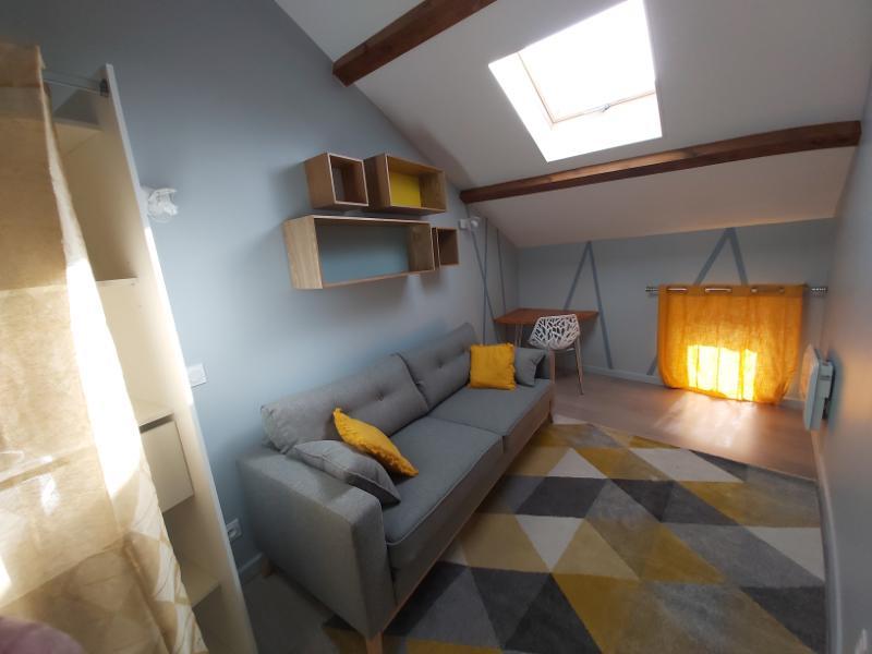 Volvic maison pierre rénovée en appartement