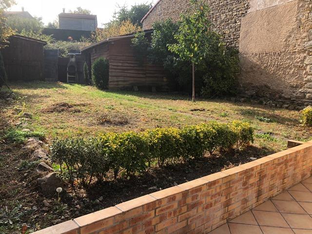 Combronde maison avec jardin