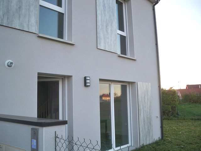 St Beauzire appartement F3 avec  jardin et garage
