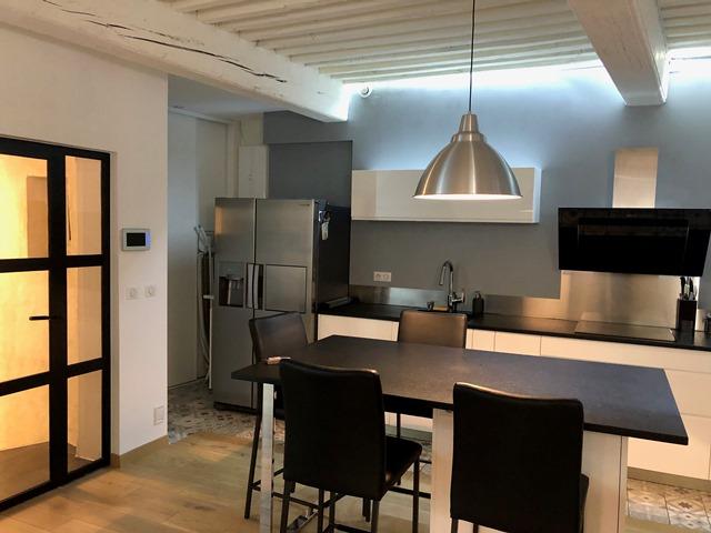 Riom Maison 120m² rénovée et son garage