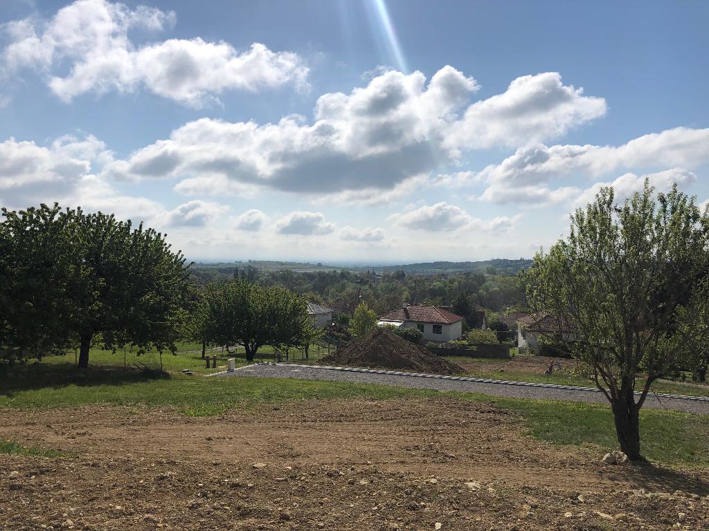 Chatel Guyon terrain 683 m2