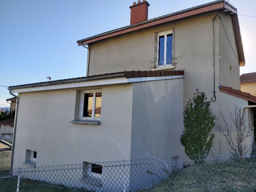 Clermont-Fd Maison et terrain Quartier Charcot
