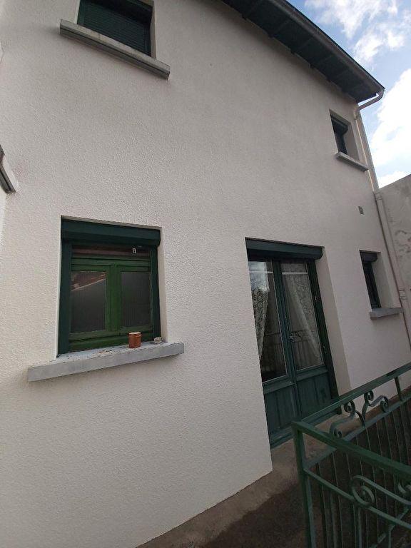 Mozac maison 2 chambres et garage