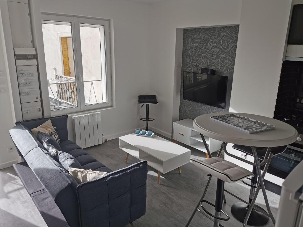 Châtel-Guyon Appartement F2 meublé à louer