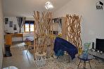 Maison de village à Orgon surface habitable de 122 m² avec possibilités d'extensions. très belles prestations beaux volumes  poêle à bois courette remise 9/15