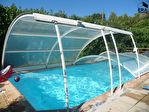 Maison 3 chambres,  bureau, piscine sur 945 m² de terrain 3/12